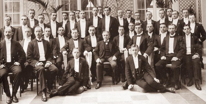 Staff del histórico Hotel Atlantic Kempinski de Hamburgo