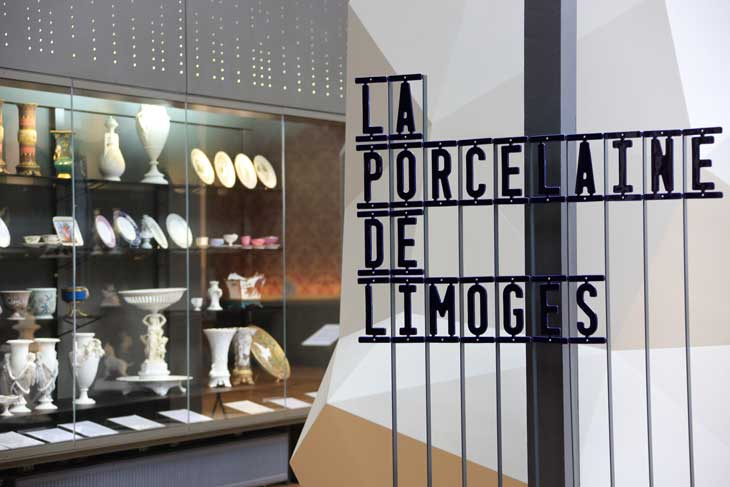 Museo nacional Adrien Dubouché ©Limousin Tourisme
