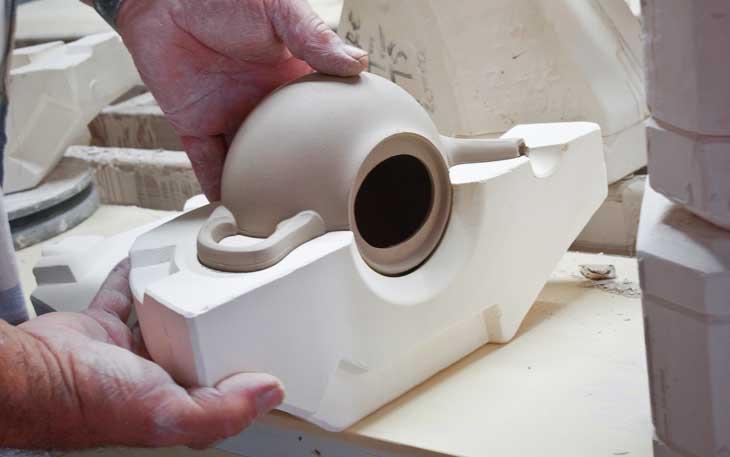 La porcelana de Limoges es una de las más prestigiosas del mundo © Limousin Tourisme