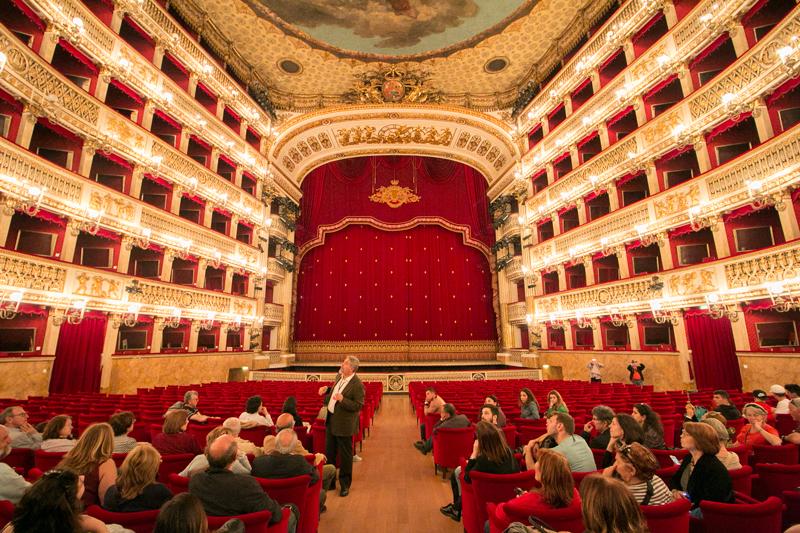 Teatro de San Carlos © Javier Zori del Amo