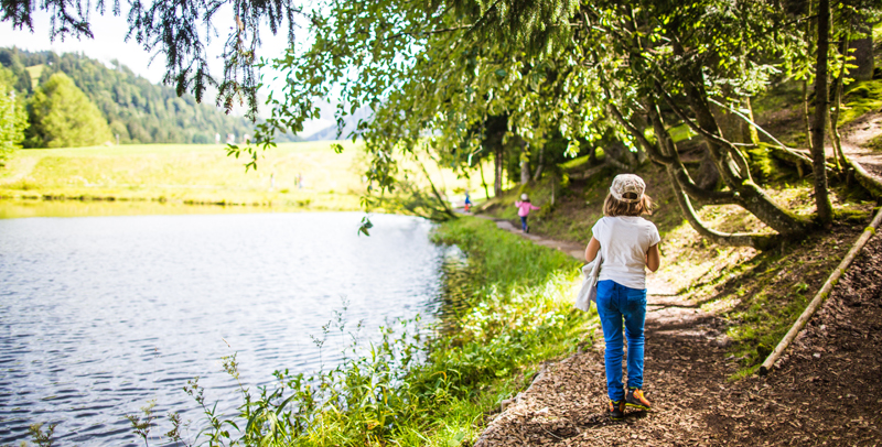 Lago des Joncs. Aurelie Felli / swiss-image.ch
