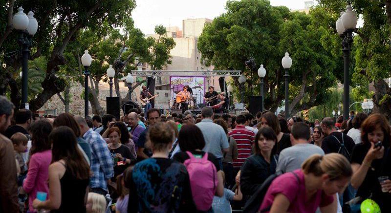 Los conciertos forman parte de la agenda de actividades de Minipop © Manel R. Granell