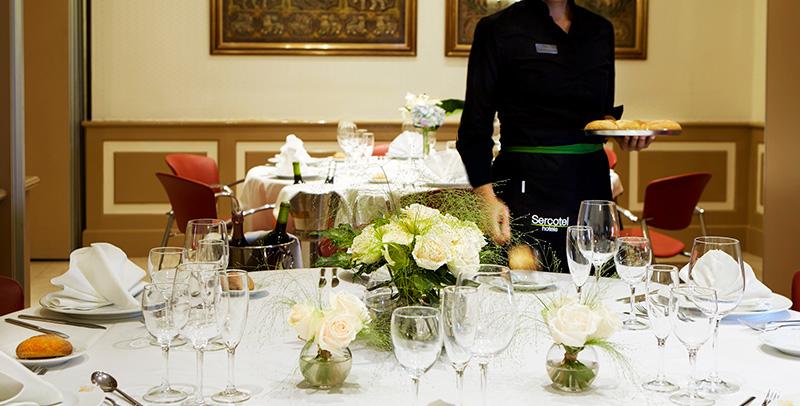 Restaurante Sercotel Gran Hotel Conde Duque
