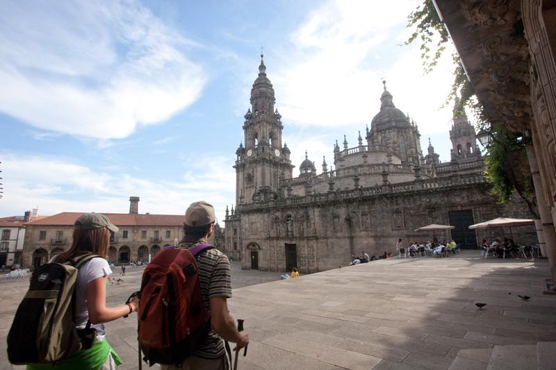 Plaza de la Quintana © Turgalicia