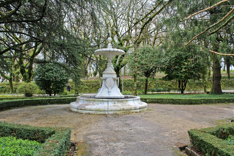 Parque de la Alameda Turgalicia