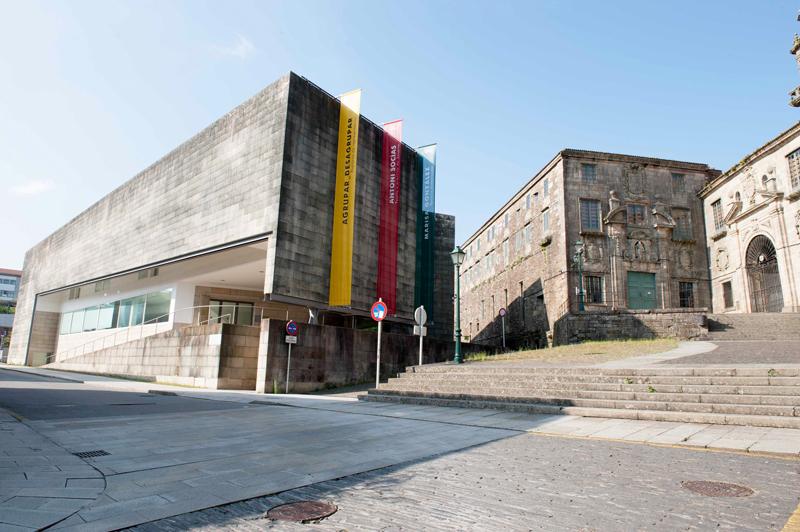 Centro Galego de Arte Contemporáneo y Museo do Pobo Galego