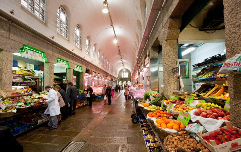 Mercado de Abastos © Turgalicia