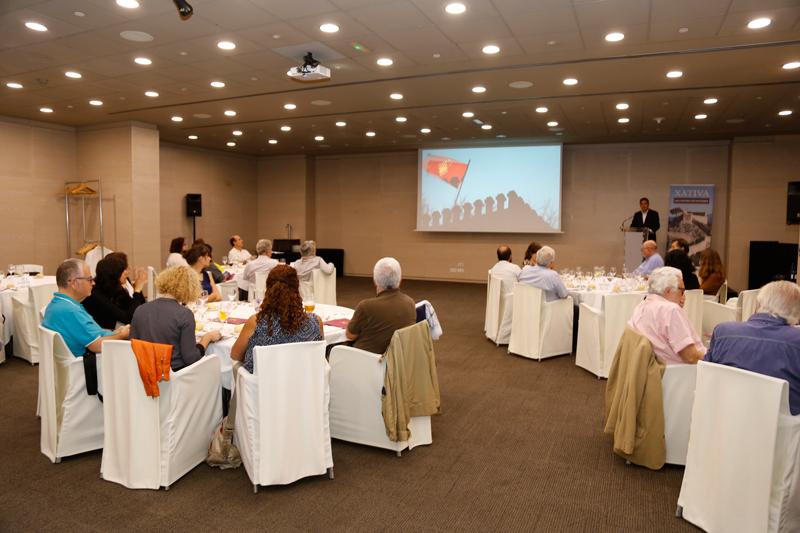 Presentación de Xàtiva en Barcelona