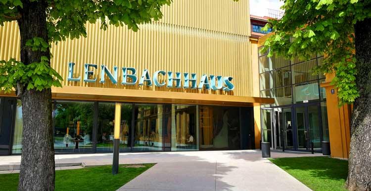 Lenbachhaus, que reúne una importante colección del expresionismo alemán