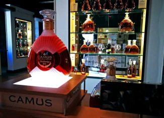 Maison Camus, una de las bodegas más prestigiosas de Cognac