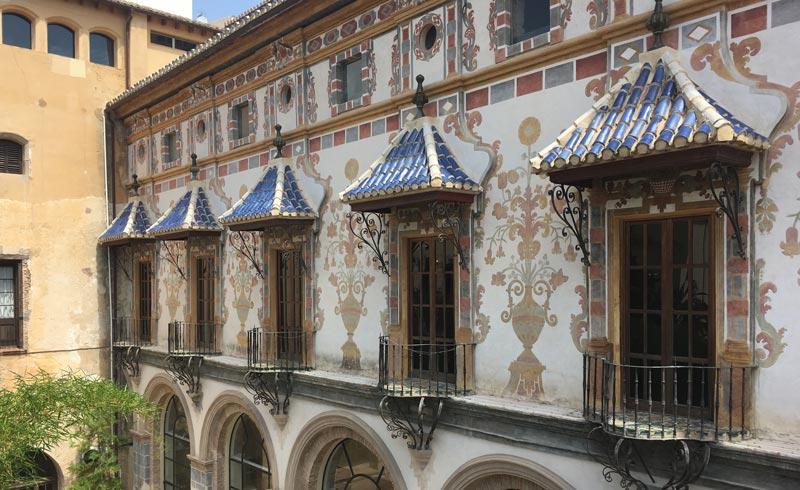 Palau Ducal de Gandia, legado de la familia Borja