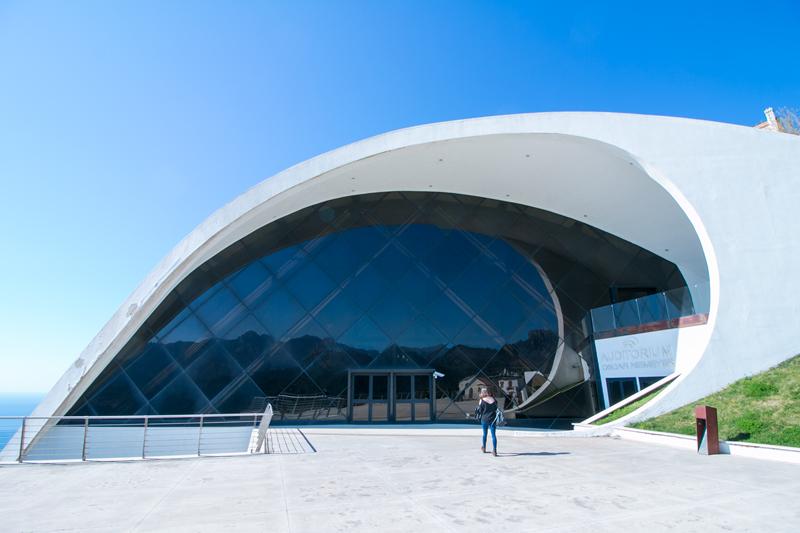 Auditorio Niemeyer © Javier Zori del Amo