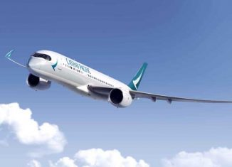 Cathay Pacific A350 900