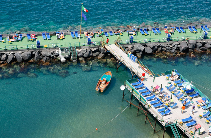 Muelle de Sorrento