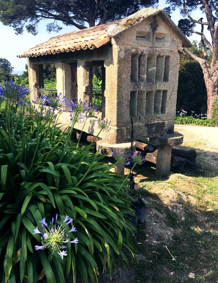 Hórreo, en Quinta Couselo