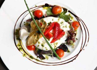 imagen Upper Diagonal, gastronomía excelente en…