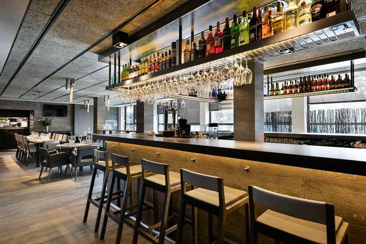 Barra del Upper Lounge Bar