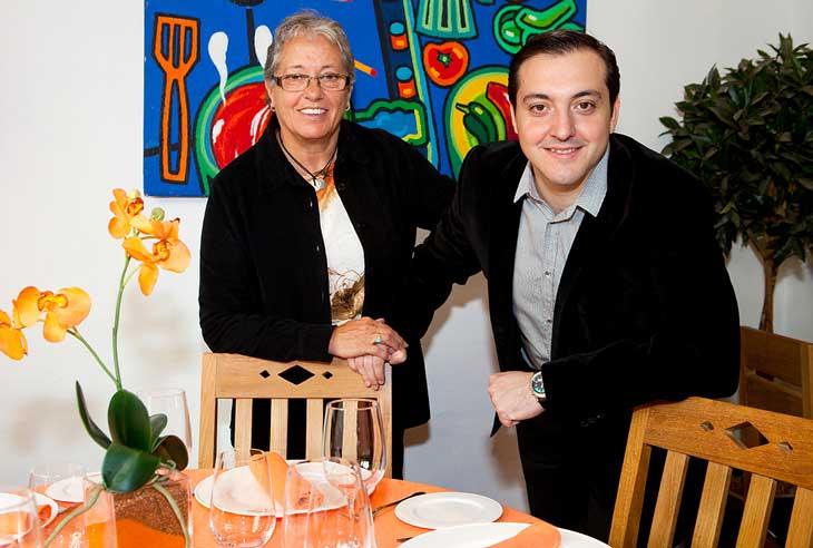 María Antonia Ribera y Alejandro López Ribera, dos generaciones que han estado al frente de Grup Xàtiva