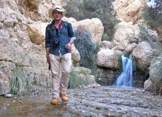 imagen Vídeo desierto de Néguev (Israel)