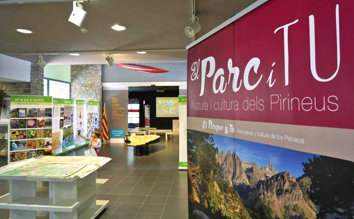 Oficina Comarcal de Turismo del Pallars Sobirà