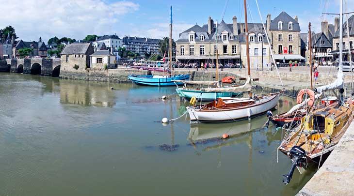 Puerto Auray-Saint Goustan