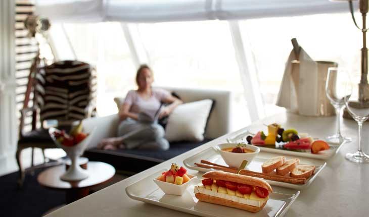 Room Service Oceania Cruises