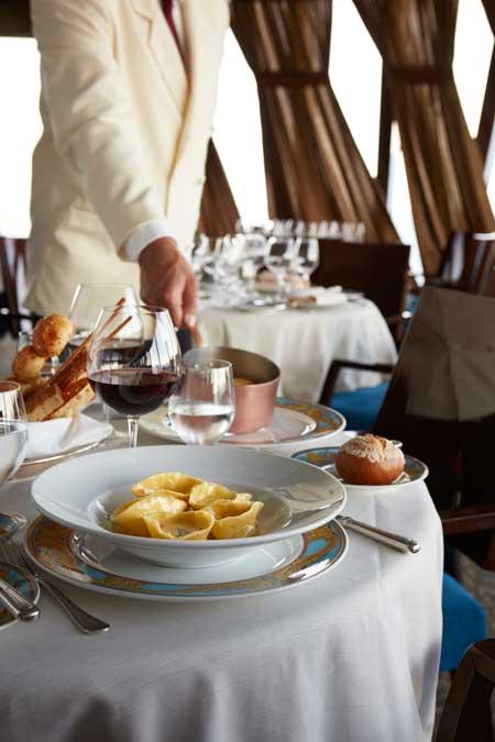 Gastronomía en el Toscana