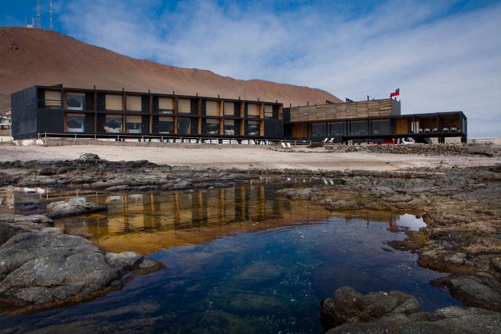 Hotel Apacheta en Arica © Ronny Belmar