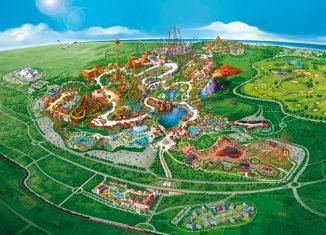 imagen PortAventura World inaugura en 2018…