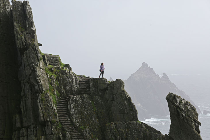 Skellig Michael, © FailteIreland