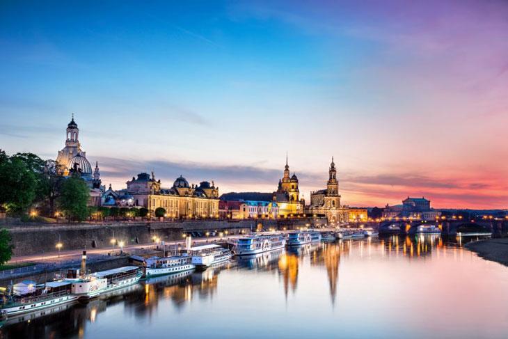 Dresde. Foto © Frederik Schrader