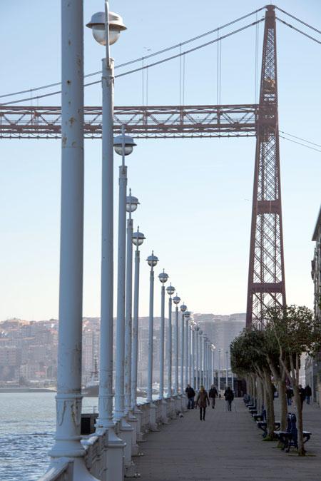 El Puente de Portugalete es Patrimonio de la Humanidad desde 2016