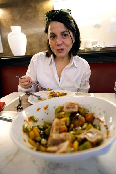 Gastronomía en un lugar emblemático de Gijón: el Café Dindurra