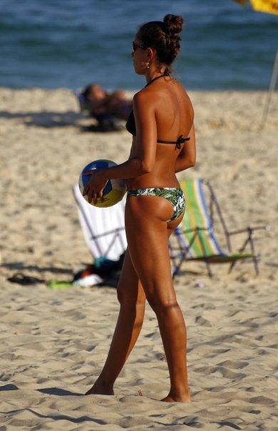 Los cariocas cuidan mucho su aspecto físico