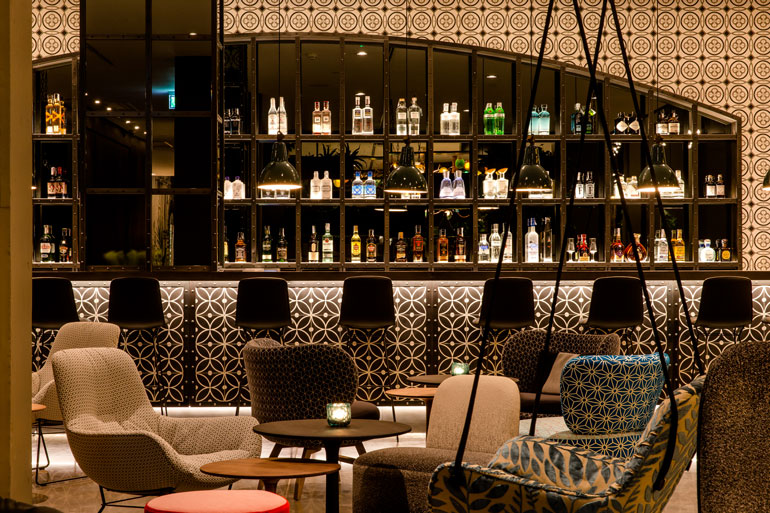 One Lounge & Bar de Motel One Barcelona-Ciutadella