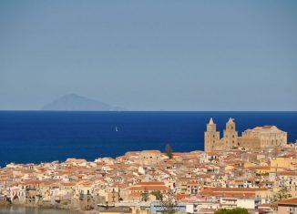 Cefalù, Sicilia. Autor Herbert Frank. Licencia Creative Commons.