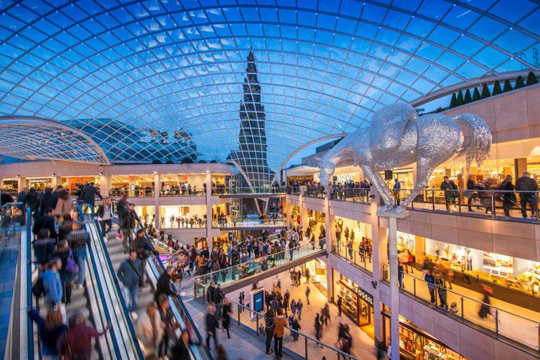 Trinity Leeds Shopping Centre VisitEngland/Yorkshire.com
