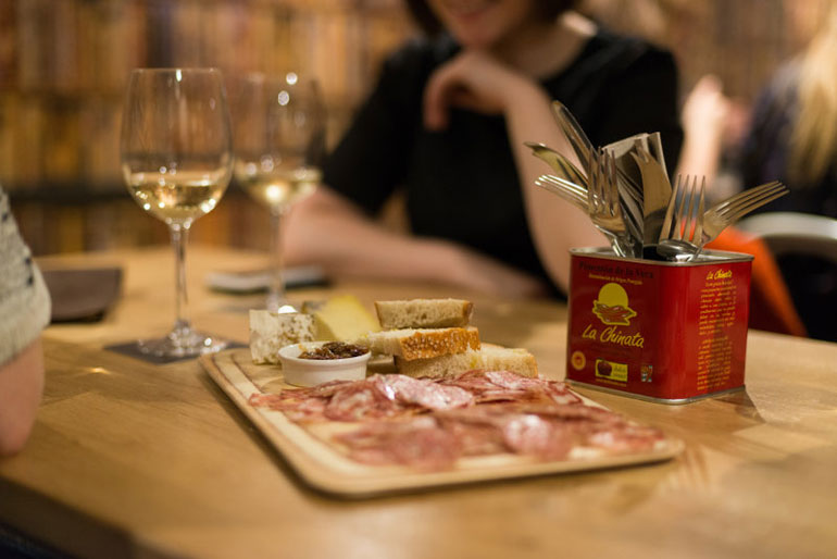 Gastronomía en Leeds VisitEngland/Diana Jarvis