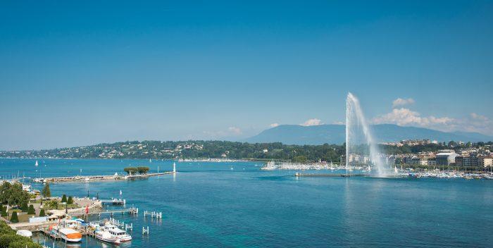 Lago de Suiza. Olivier Miche ©GenèveTourisme ©www.geneve.com