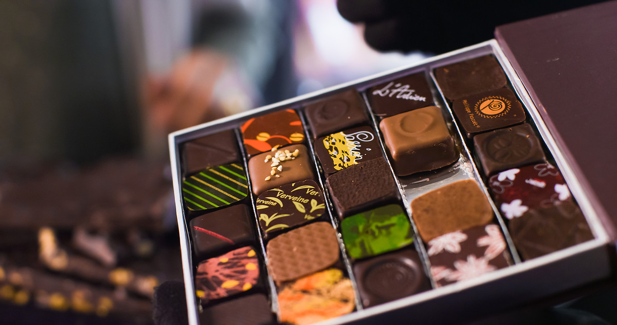 Chocolate - Philippe Pascoët Kaptura ©GenèveTourisme; ©www.geneve.com