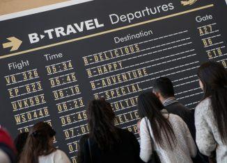 imagen B-Travel, salón líder especializado en…