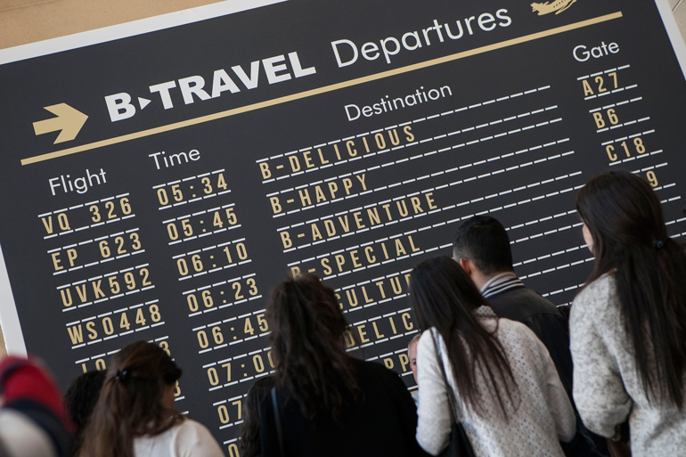 B-Travel 2019 se celebrará del 22 al 24 de marzo