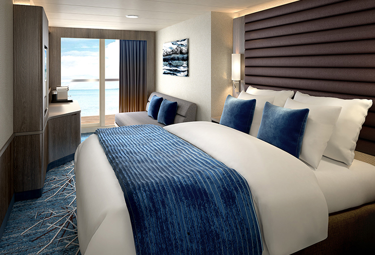 Mini suite Norwegian Bliss