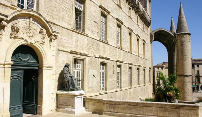 Facultad de medicina de la Universidad de Montpellier®OT Montpellier