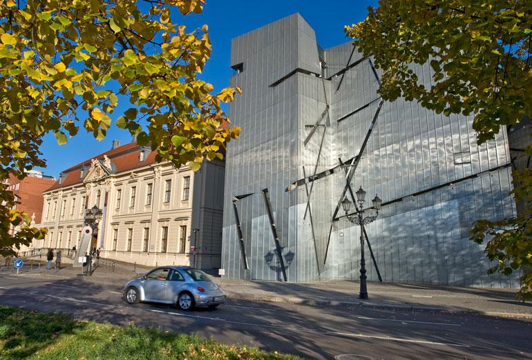Museo Judío © Wolfgang Scholvien