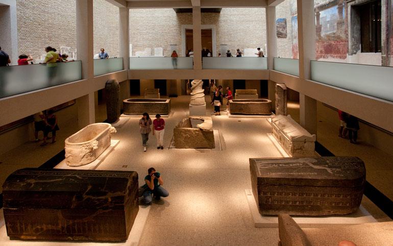 Museo Nuevo. © Visit Berlin