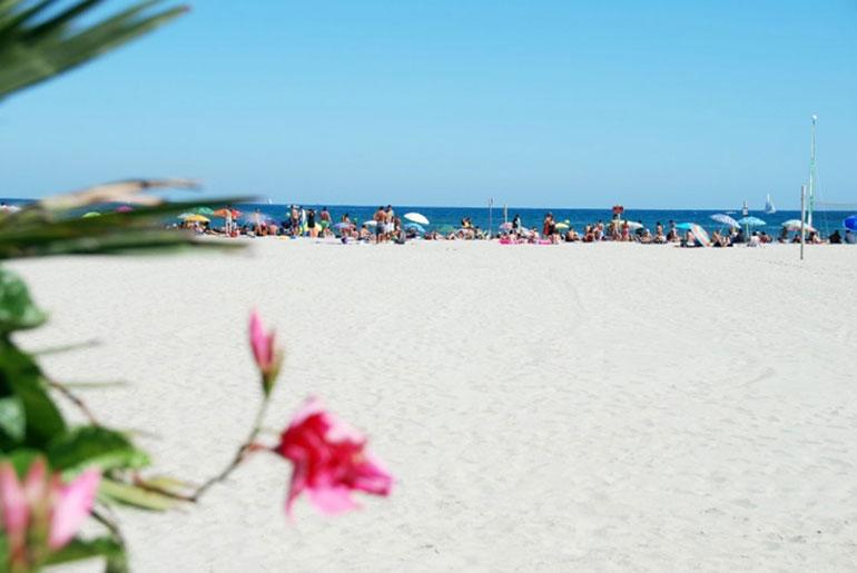 Playa de Palavas les Flots
