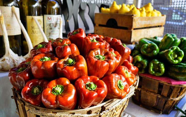 Las verduras de Murcia son excepcionales