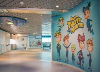 Somos Trotanautas, el nuevo programa de entretenimiento a bordo para niños de Pullmantur Cruceros