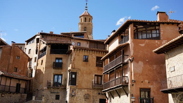 Patrimonio de Albarracín